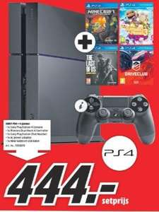 [Offline] Media Markt Niederlande PS4 Bundle 444€