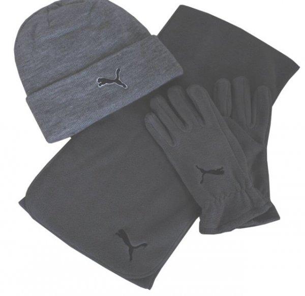 """Ebay - Puma """"Winter Set"""" - Schal, Mütze, Handschuhe 24,95 €"""