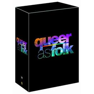 Amazon: Superbox Queer as Folk mit allen 5 Staffeln (24 DVDs)