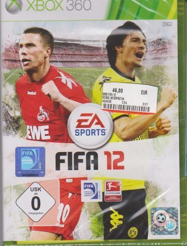 Fifa 12 Xbox 360/PS3 im Media Markt Kassel (im DEZ) für 46,00€