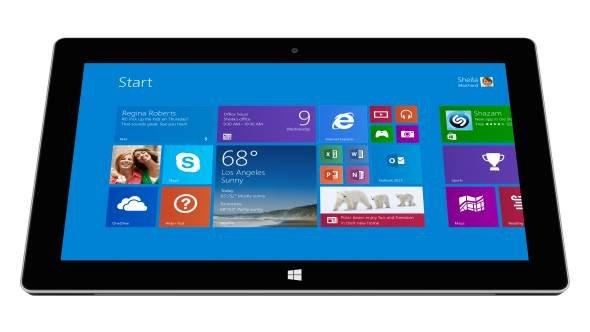 Surface RT 2 32GB + 15 € Microsoft Gutschein @Microsoft Store [28% Reduziert]