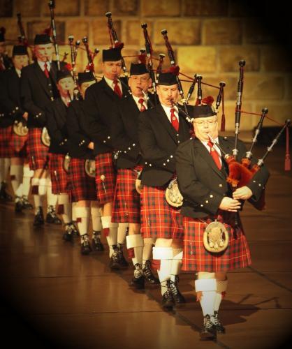 [Essen] Musikschau Schottland am 22.10.11 in der Grugahalle (2für1-Deal)