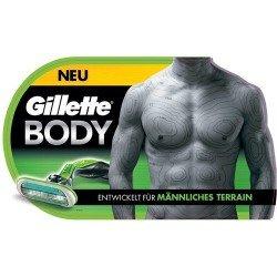 [Lokal Penny Katlenburg] Gillette Body Starterset... für 7,99€