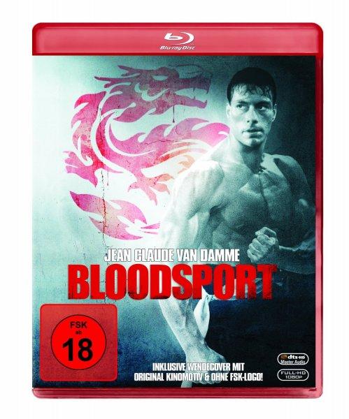 [Lokal - Saturn] Bloodsport Blu-ray (Frankfurt MyZeil)