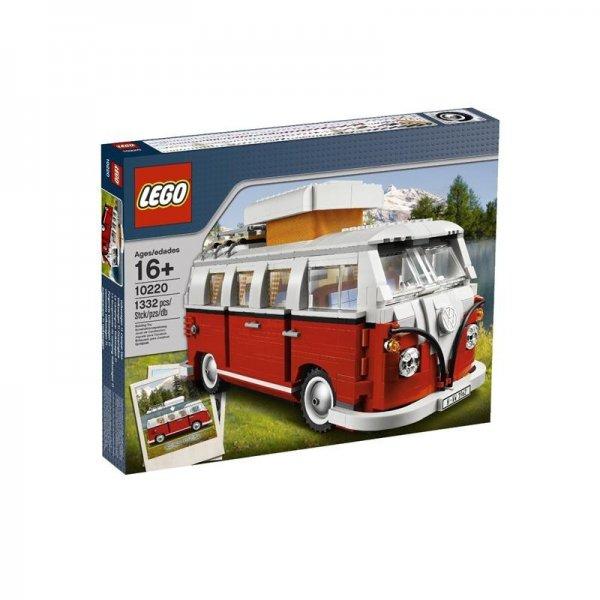 Lego 10220 VW T1 Campingbus Exklusiv - 33,30 € Gutschrift - Top Aktion