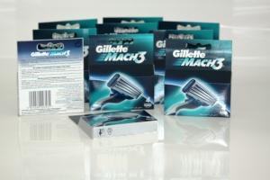 Gilette Mach 3 Rasierklingen 40 Stück für 52,90 inkl. Versand