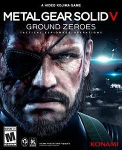 [Xbox Live] Metal Gear Solid Ground Zeroes Xbox One/360 6,60€