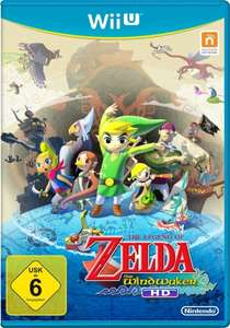 Zelda - Wind Waker HD 29,99€ @ Gamestop