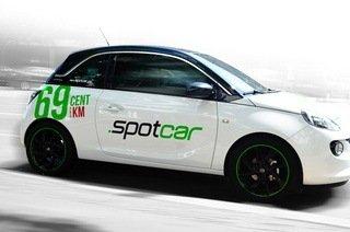[Carsharing Berlin] spotcar Anmeldung inkl. 25km für 9,90€ / 50km 19,90€ / 100km 29,90€ - nur heute! [Groupon]
