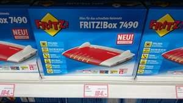 AVM Fritz!Box 7490 184€ MM Bördepark Magdeburg