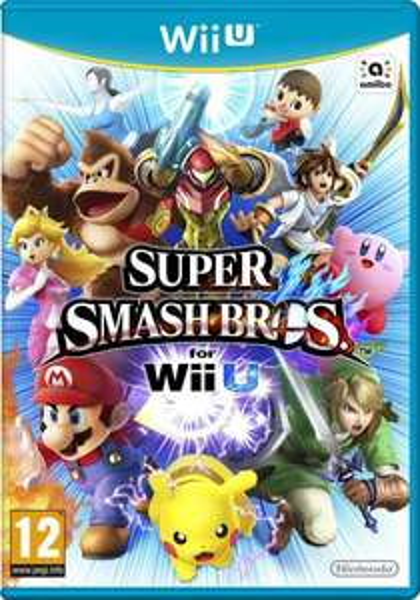 Super Smash Bros. - Wii U - Amazon UK