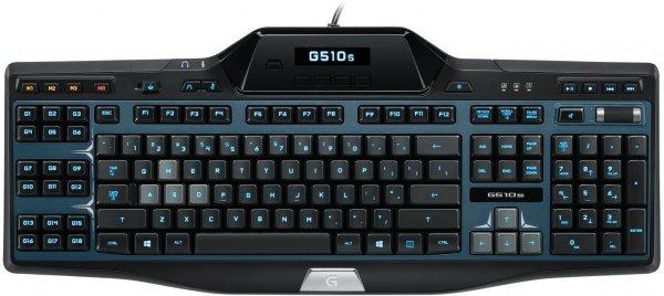 [Amazon.de] Logitech Gaming Keyboard G510s für 77 €