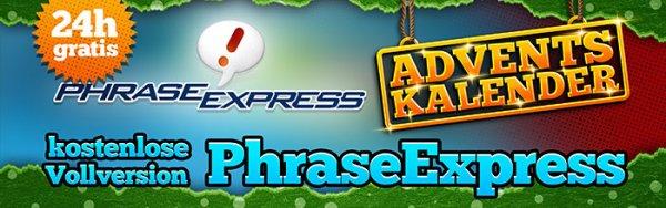 PhraseExpress - Tool für die Verwaltung von Textbausteinen kommerzielle Version
