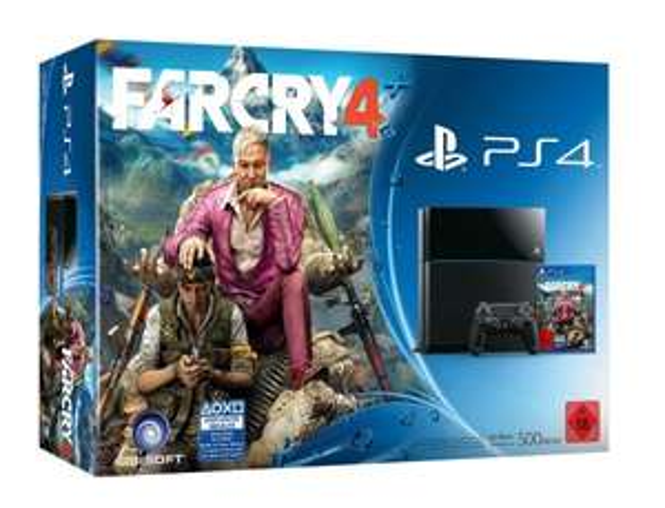 PlayStation 4+ FarCry 4 @amazon
