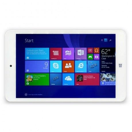 "i.onik 8"" Windows Pad White Edition 1GB, 16GB, Windows 8.1 inkl. Office @rakuten für 111,44€"