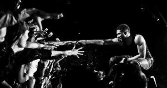 Usher / LanxessArena --> 02.03.2015