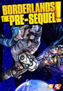 Gamesplanet: Borderlands The Pre-Sequel Steam key £14,99 = 18,90€ nur für 24 Stunden