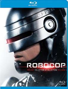 Robocop 1-3 Collection [Blu-ray] @amazon.de