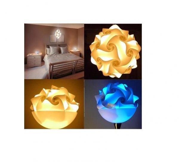 Coole Puzzlelampen Lampada Puzzle Lampen in allen Größen von S bis XXXl ab 4,69 Euro statt 14,90 Euro -68 %