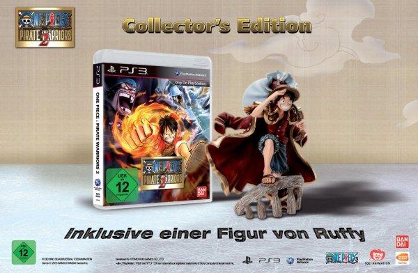 One Piece: Pirate Warriors 2 - Collector's Edition EUR 34,98 mit Versand nach DE EUR 38,25