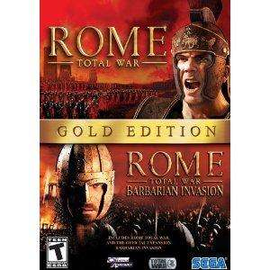 Rome: Total War Gold Edition - Dark Void - Frontlines: Fuel of War (Download Amazon.com)