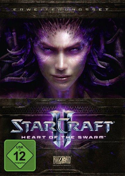 [Amazon.de] StarCraft II: Heart of the Swarm 12,84 €