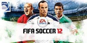 FIFA 12 Mac-Version für 30 Euro