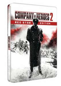 [Steam/Game UK] Company of Heroes 2: Red Star Edition 10€ inkl. Vsk