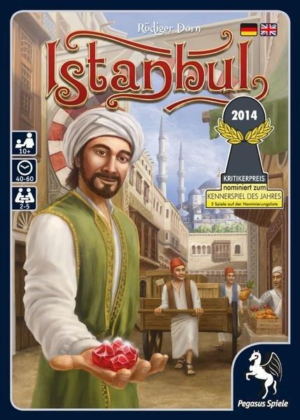[Thalia] Brettspiel Istanbul Kennerspiel des Jahres 2014 16,05€