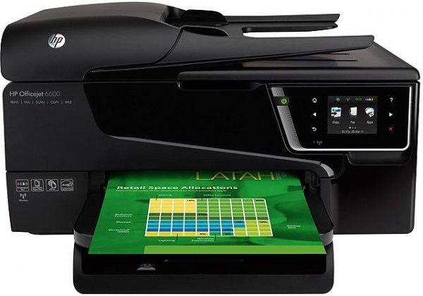 Nur für Studenten: HP Officejet 6600 für 79€@ allmaxx