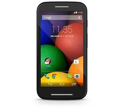 [meinpaket.de] Motorola Moto E Schwarz für 93,06€