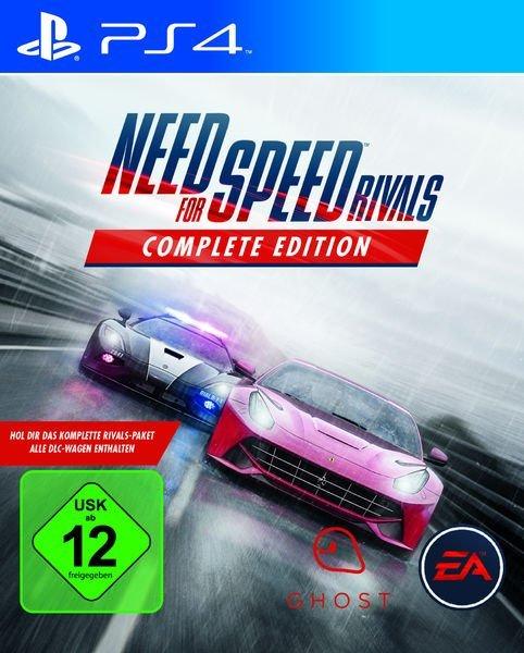 PSN Adventskalender: Need for Speed Rivals Complete Edition (PS4) für 34,99 € (auch PS3 für 24,99 €, Walking Dead 2 Season Pass (Vita) für 9,99 €)