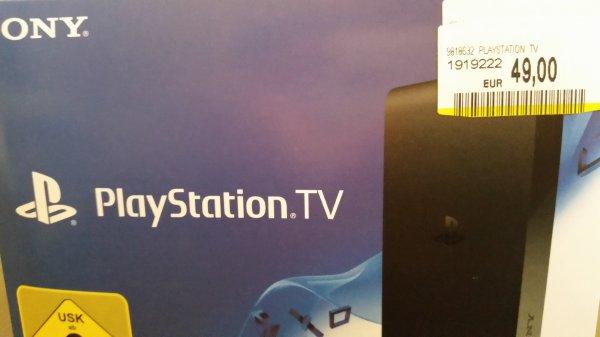 playstation tv für 49€ mediamarkt mülheim