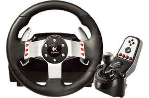 Amazon Last Minute Angebote: Logitech G27 Racing PC + PS3 Lenkrad