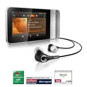 Philips GoGear Muse 16GB silber