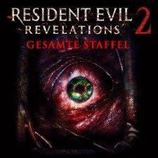 Resident Evil Revelations 2 für die PS4 - Gesamte Staffel - 24,99 €