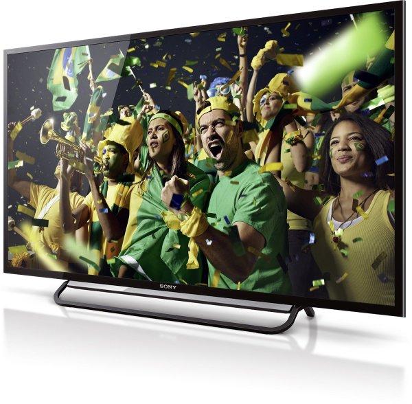 Sony LED-Fernseher Bravia KDL40R485 (40 Zoll, DVB-T, DVB-C, DVB-S, Full HD, Smart TV, WLAN) für 341,50€ @Conrad