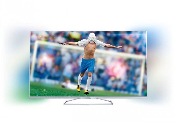 Amazon Blitzangebot Philips 55PFK6609/12 140 cm (55 Zoll) 3D-Ambilight-LED-Backlight-Fernseher