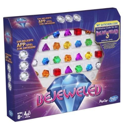 (Amazon) Bejeweled das Spiel zur App von Hasbro - 9,99€ (Prime) - 50% unter idealo!