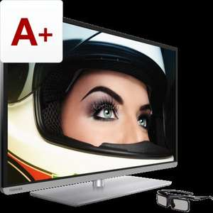 To­shi­ba 40L5441DG - 3D LED TV, Full-HD, DVB-T/-C/-S, 200 Hz , EEK:A+ inkl. Vsk für 349 € > [zack-zack.eu]
