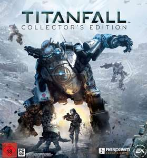 Amazon Blitzangebot - Titanfall Collector's Edition (PC)