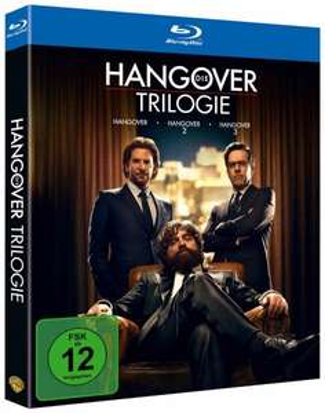 (12,97€ mit Prime) Hangover Trilogie [Blu-ray] @Amazon (BESTPREIS?)