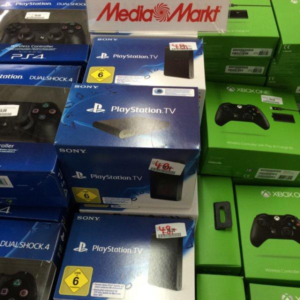 Lokal Lübeck Media Markt PlayStation TV