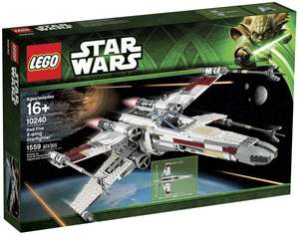 LEGO Star Wars Red Five X-Wing Starfighter 10240 bei Galeria Kaufhof Online