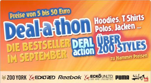 Ecko Hoodies für 15 Euro @ 4clever.de