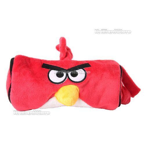 Angry Birds Pattern Plüsch Handtasche 2,19 €