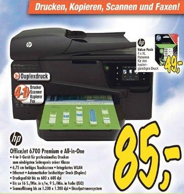 (lokal) HP Officejet 6700 Premium e