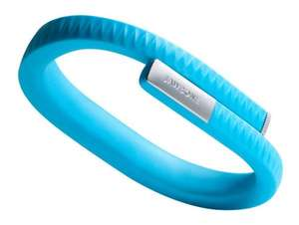 Jawbone UP Lifestyle-Armband (blau, Größe S) für 49,99 bei eBay (Gravis)