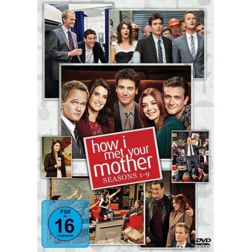 [Müller Offline] How I Met Your Mother Season 1-9 - Coupon 25€ Rabatt = 74,99€