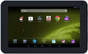 7 Zoll Tablet mit Playstore Logicom, 800x480, 512MB Ram, 4GB Speicher, Dual Core CPU 1Ghz, Android 4.2 (Amazon.de)